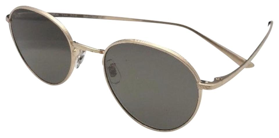 4eb3c0dba60b Oliver Peoples OLIVER PEOPLES The ROW Sunglasses BROWNSTONE 2 1231ST 5252R5  Gold Fram Image 0 ...