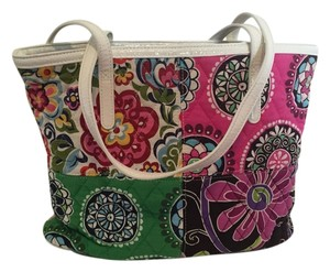 Vera Bradley Mutil Pattern Tote in Multi