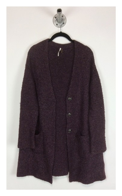 Preload https://img-static.tradesy.com/item/22843644/free-people-burgundypurple-oversized-bf-fit-cardigan-size-4-s-0-0-650-650.jpg