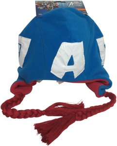 Marvel BOYS Avengers Captain America Beanie