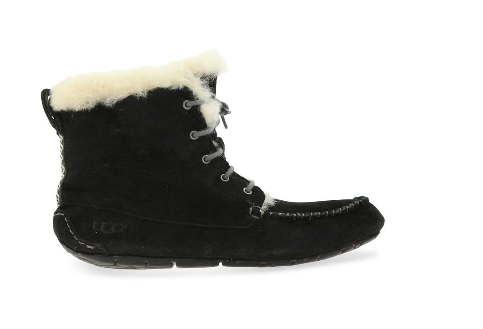 12d32ca474b UGG Australia Black Chickaree Ankle Boots/Booties Size US 7 Regular (M, B)  63% off retail