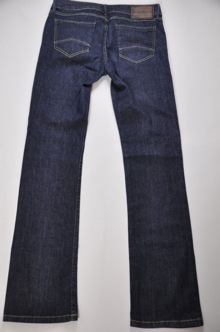 Emporio Armani Denim Medium Wash Size 30 Boot Cut Jeans-Medium Wash