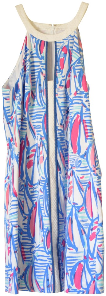 5a9a6c3d58d5f6 Lilly Pulitzer Sailboat Print Pearl Resort White Red Right Return ...