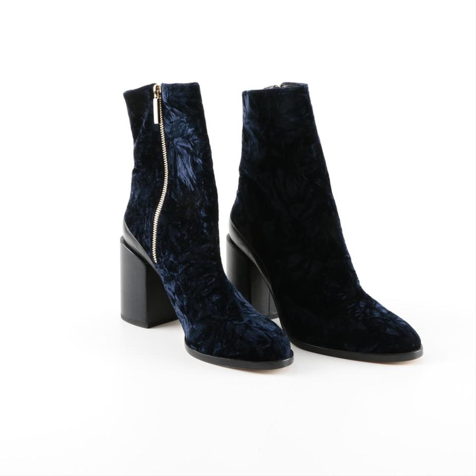 Dear Frances Blue Spirit Boots Booties Size Eu 39 Approx