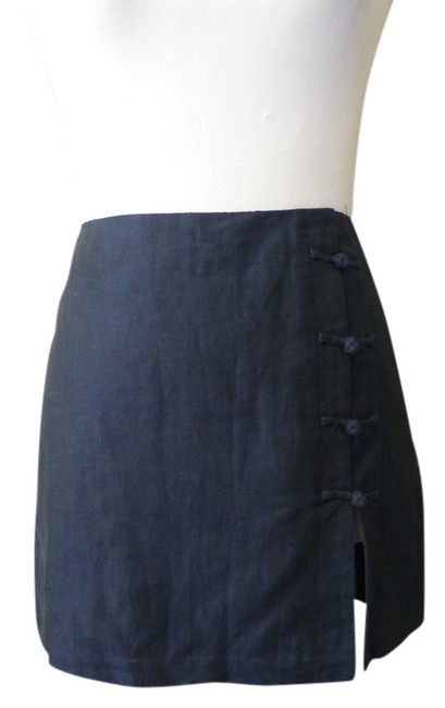 Laundry Mini Skirt