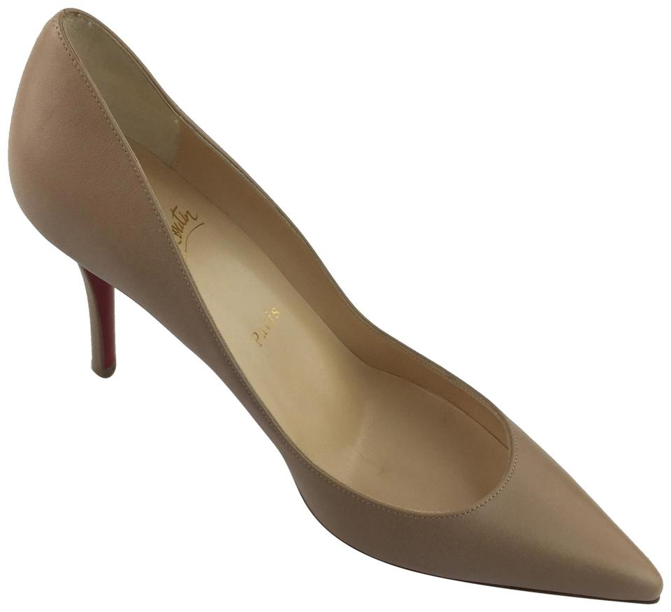 best loved ca971 a7856 Nude Apostrophy 85 Pumps