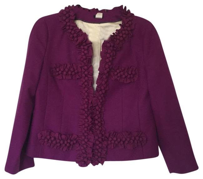 Item - Purple Blazer Size 10 (M)