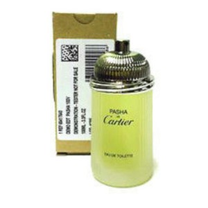 Cartier PASHA DE CARTIER FOR MEN-EDT-100 ML- TESTER-FRANCE