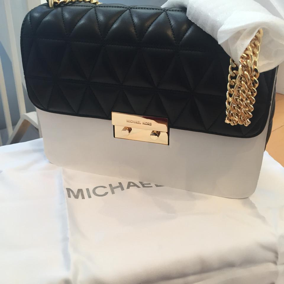 d9503d51590f Michael Kors Sloan Extra Large Quilted Shoulder Cross Body Bag - Tradesy