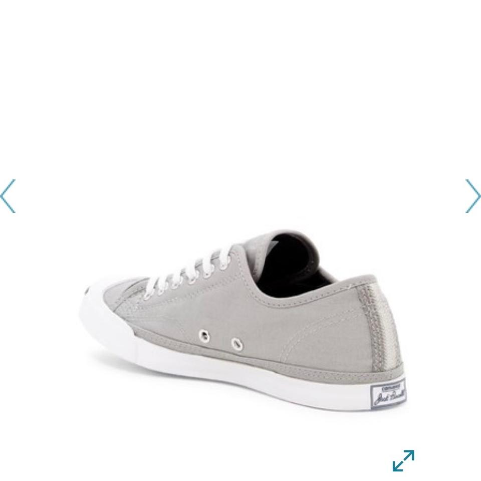 a3595b3f0b93 Converse Dolphin Grey Jack Purcell Ox Low Top Sneakers Size US 9.5 Regular  (M