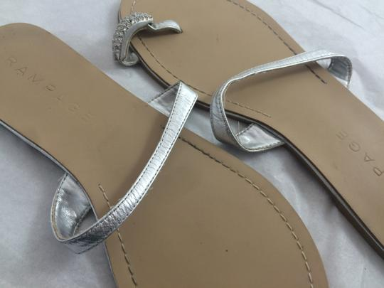 Rampage Silver Flats