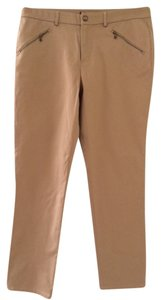 Ralph Lauren Straight Pants Khaki