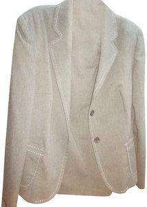 Laura Biagiotti Sz 8 Laura Biaglotti made in Italy skirt suit with stitching