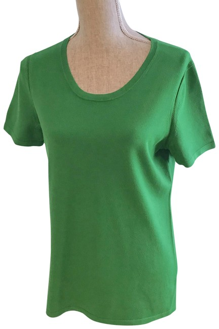 Item - Green Mad Men Collection 8-12) Tee Shirt Size 12 (L)
