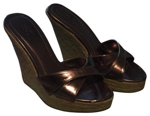 Cathy Silver Mules