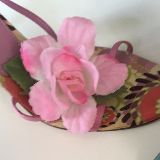 Enzo Angiolini Pink Sandals