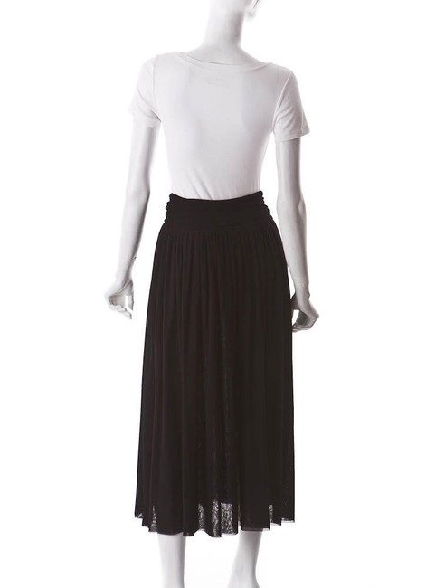 Jean-Paul Gaultier Skirt Black