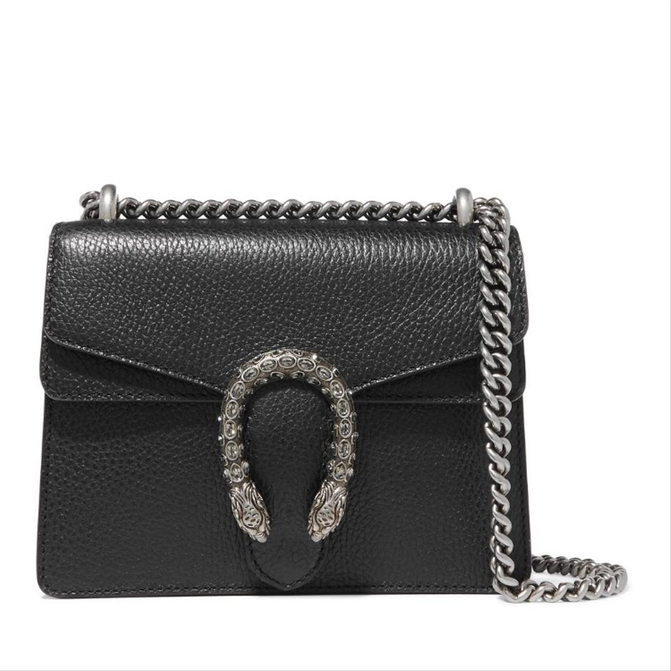 d1f6f5c1247 Gucci Dionysus Mini Leather Chain Cross Body Bag - Tradesy