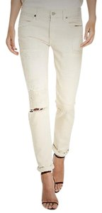 Polo Ralph Lauren Astor Distressed Patchwork Boyfriend Cut Jeans-Distressed