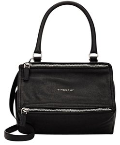Givenchy Pandora Grained Messenger Cross Body Bag