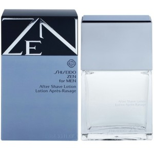 shiseido ZEN FOR MEN BY SHISEIDO-AFTER SHAVE LOTION-100ML-FRANCE