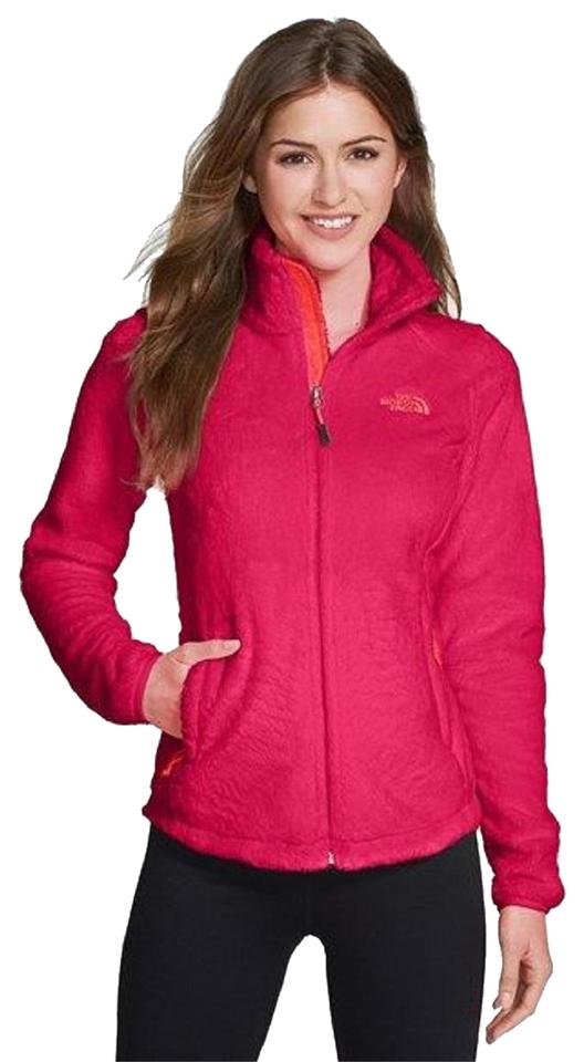 81c4410d0 The North Face Cerise Pink Women's Osito 2 Jacket Fleece Activewear Size 8  (M) 17% off retail