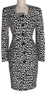Patrick Kelly Patrick Kelly Animal Print Suit