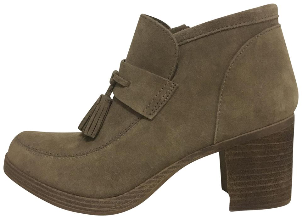 women Boots/Booties Nine West Tan Ellison Boots/Booties women Fair price fb1a5e