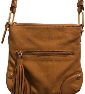 Belk Leather Cross Body Bag