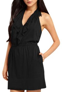 Oonagh by Nanette Lepore short dress black on Tradesy