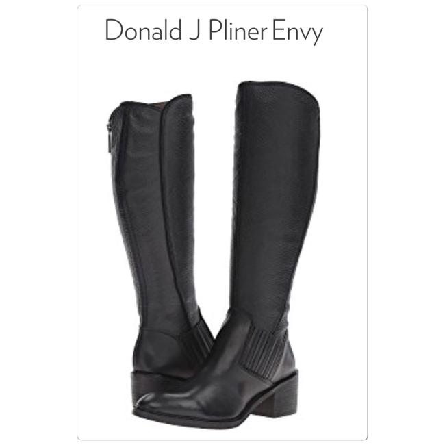 Item - Black Envy Leather Boots/Booties Size US 6 Regular (M, B)