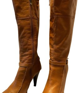 Two Lips Tan/Golden Brown Boots