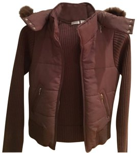 Bloomingdale's Brown Jacket
