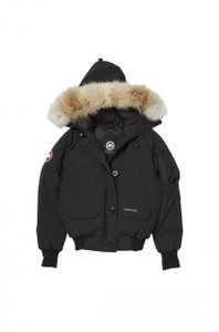 Canada Goose Bomber Winter Black Jacket
