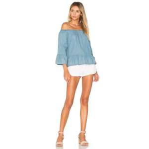 cupcakes and cashmere Top Chambray