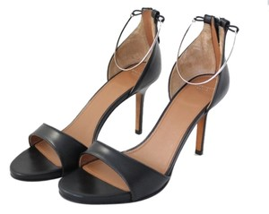 Givenchy Unique Sophisticated Unusual Black Sandals