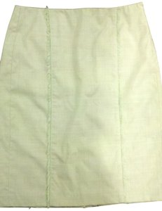 Magaschoni Skirt pale olive