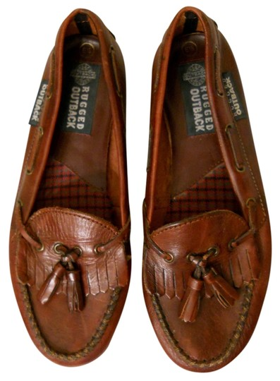 Preload https://img-static.tradesy.com/item/2285372/outback-red-brown-rugged-leather-tassel-loafers-flats-size-us-65-regular-m-b-0-0-540-540.jpg