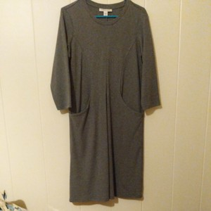 Coldwater Creek short dress Gray on Tradesy