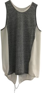 3.1 Phillip Lim Top Grey/ivory