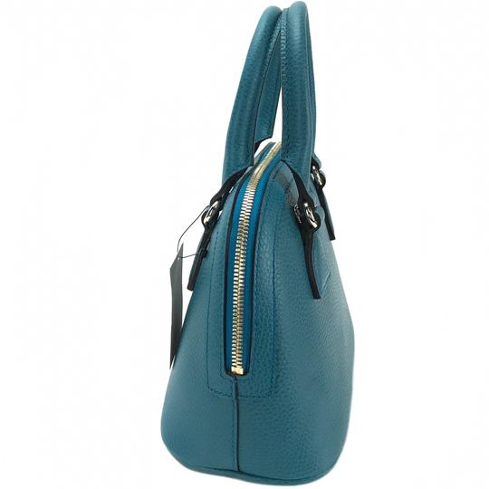 Gucci Cross Body Bags Satchel in Blue