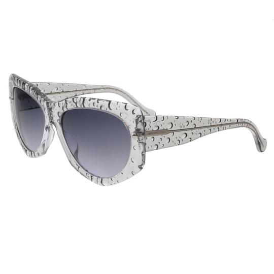 Preload https://img-static.tradesy.com/item/22854561/balenciaga-gray-bubble-rectangle-sunglasses-0-0-540-540.jpg