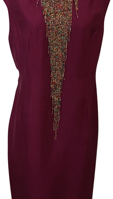 Preload https://item5.tradesy.com/images/jones-new-york-fushsia-lotus-pink-silk-shealth-mid-length-cocktail-dress-size-16-xl-plus-0x-22854589-0-2.jpg?width=400&height=650