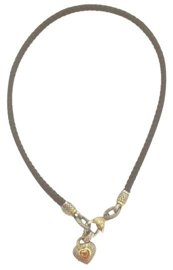Preload https://img-static.tradesy.com/item/22854622/judith-ripka-necklace-0-1-540-540.jpg