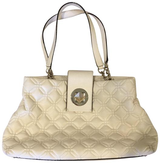 Preload https://item5.tradesy.com/images/kate-spade-white-leather-shoulder-bag-22854649-0-1.jpg?width=440&height=440