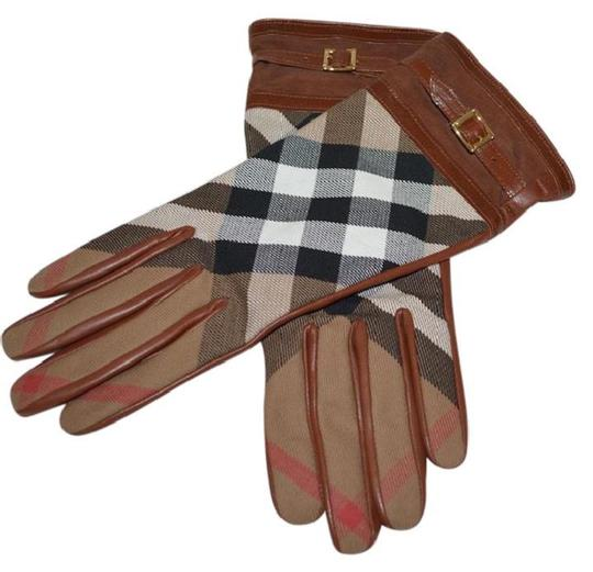 Preload https://img-static.tradesy.com/item/22854674/burberry-saddle-brown-house-check-nicola-touch-gloves-size-7-0-0-540-540.jpg