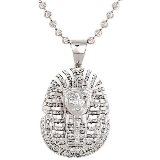 Preload https://img-static.tradesy.com/item/22854740/jewelry-for-less-silver-diamond-king-tut-pendant-925-sterling-with-moon-cut-chain-charm-0-0-540-540.jpg