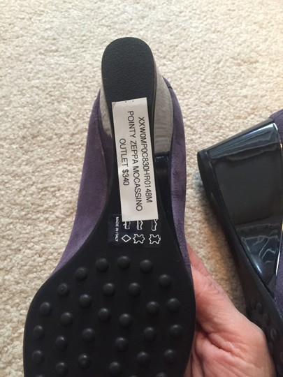 Tod's Soft purple Wedges