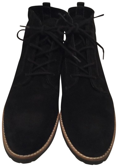 Preload https://item1.tradesy.com/images/franco-sarto-black-lace-up-226757-suede-ankle-bootsbooties-size-us-7-regular-m-b-22854810-0-1.jpg?width=440&height=440
