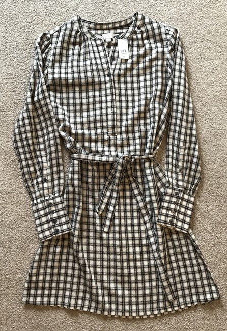 Ann Taylor LOFT short dress Plaid on Tradesy